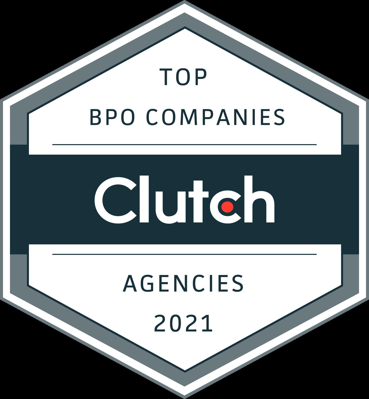 Cluch 2021 top bpo