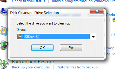 disk-clean-up
